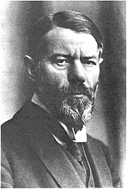 """Forfatter foto. From <a href=""""http://en.wikipedia.org/wiki/Image:Max_Weber.jpg"""">Wikipedia</a>"""
