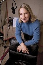 Foto de l'autor. Susan Ericksen; from AudioFile