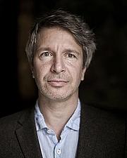 Fotografia de autor. Éric Vuillard en 2018