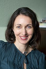 Author photo. Daniela Krien