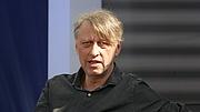 """Foto de l'autor. Jáchym Topol auf der Leipziger Buchmesse 2019 bei der Vorstellung seines Romans """"Ein empfindsamer Mensch"""" By Amrei-Marie - Own work, CC BY-SA 4.0, <a href=""""https://commons.wikimedia.org/w/index.php?curid=77529722"""" rel=""""nofollow"""" target=""""_top"""">https://commons.wikimedia.org/w/index.php?curid=77529722</a>"""