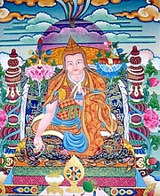 """Forfatter foto. Jamyang Mipham Namgyal Gyatso Rinpoche (1846-1912), Great scholar of Tibetan Buddhism. Image from the Dharma Dictionary entry <a href=""""http://rywiki.tsadra.org/index.php/Mipham_Rinpoche"""" rel=""""nofollow"""" target=""""_top"""">here</a>"""