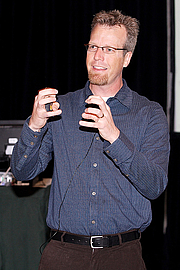 Author photo. Photo by James Duncan Davidson/O'Reilly Media