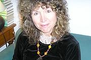 Författarporträtt. Caroline Lawrence