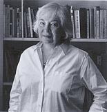 Kirjailijan kuva. Nancy Milford