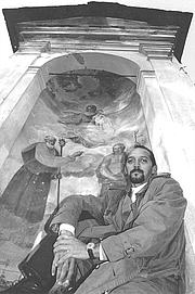 "Författarporträtt. <a href=""http://it.wikipedia.org/wiki/Carlo_Ambrosini"" rel=""nofollow"" target=""_top"">http://it.wikipedia.org/wiki/Carlo_Ambrosini</a>"