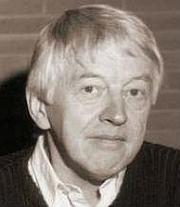 Kirjailijan kuva. Hans Jürgen Press