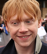 Autoren-Bild. Rupert Grint at the Harry Potter Studio Tour, Red Carpet Event 2012 / Photo by Paul Bird