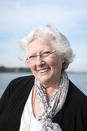Foto do autor. Gerda van Wageningen