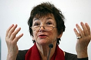 Author photo. Françoise Cachin