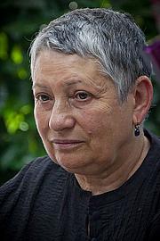 Kirjailijan kuva. Photo by Dmitry Rozhkov