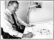 """Författarporträtt. <a href=""""http://www.johnhartstudios.com/artists/index.php?page=brant"""" rel=""""nofollow"""" target=""""_top"""">http://www.johnhartstudios.com/artists/index.php?page=brant</a>"""