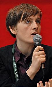 Forfatter foto. Lisa Mandel (by Asclepias, 2010)