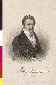 "Author photo. John Martin (1789-1854) / by James Thomson / Photo © <a href=""http://www.bildarchivaustria.at"">ÖNB/Wien</a>"