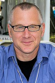 Autoren-Bild. Credit: Larry D. Moore, 2007 Texas Book Festival, Austin, Texas