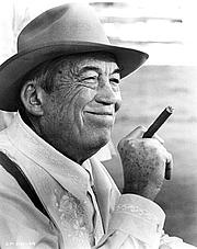 Forfatter foto. John Huston