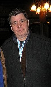 """Foto del autor. <a href=""""http://en.wikipedia.org/wiki/File:John_Wagner_SFX_Weekender_2012.jpg"""" rel=""""nofollow"""" target=""""_top"""">Wikipedia</a>"""