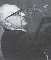 Författarporträtt. Ludwig von Mises Institute