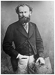Foto do autor. Public domain (Wikipedia)