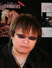 Kirjailijan kuva. Nobuyuki Anzai (by Georges Seguin, 2007)
