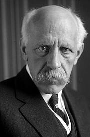 Author photo. Fridtjof Nansen, ca. 1930 [source: Deutsches Bundesarchiv]