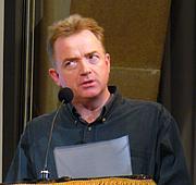 Foto do autor. Credit: David Shankbone, 2007