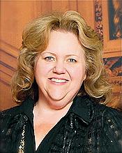 Kirjailijan kuva. Christian author