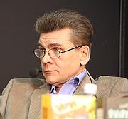 Foto do autor. Finnish comics artist Ilkka Heilä at the Tampere Book Fair 2012 / Anneli Salo