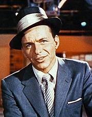 Forfatter foto. Frank Sinatra
