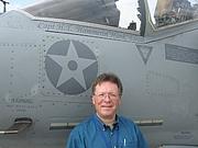 Author photo. Gregory J W Urwin