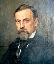 Autoren-Bild. Kazimierz Mordasewicz (1859-1923)