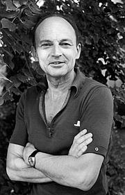 Autoren-Bild. Michel Tournier Around 1970