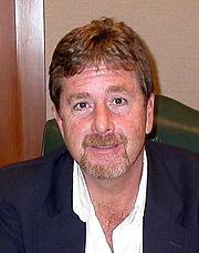 Författarporträtt. John Burlinson, Nov. 3, 2007