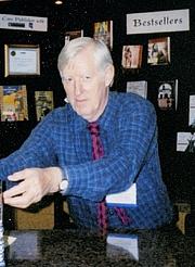 Författarporträtt. Photo by user Temp07 / Wikimedia Commons