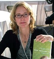 Author photo. John Burlinson.  Nov. 3, 2007
