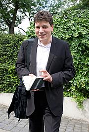 Author photo. Hans Peter Schaefer