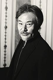 Författarporträtt. Kiyoshi Kurosawa