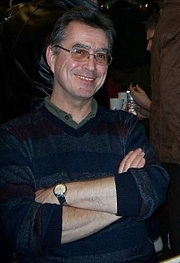 """Foto de l'autor. John Seed, British Poet and Historian. (Uncredited photograph from the web site of <a href=""""http://roehampton.academia.edu/JohnSeed"""" rel=""""nofollow"""" target=""""_top"""">Roehampton University</a>)"""