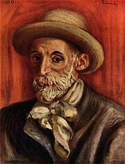 Foto de l'autor. Self-Portrait, 1910.