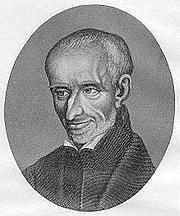 Författarporträtt. Dionysius Patavius (1583-1652)