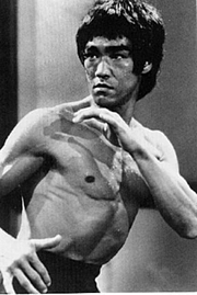 Foto del autor. Bruce Lee