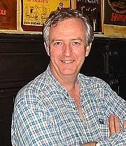 Författarporträtt. Tim Webb