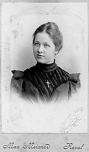 Forfatter foto. Max Heixner. 1899.