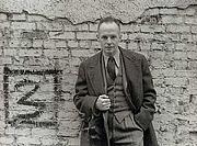 Kirjailijan kuva. Arnold Newman