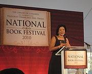 Författarporträtt. National Book Festival, Washington, DC - 2010