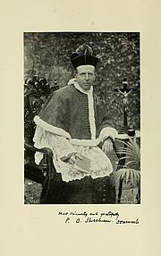 Fotografia dell'autore. Canon Sheehan of Doneraile in 1904