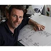 Kirjailijan kuva. via Amazon.co.uk