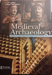 Medieval Archaeology: Journal of the Society…