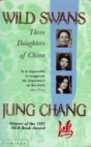 Wild Swans por Jung Chang