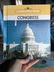 Congress (New True Books) por Carol Greene